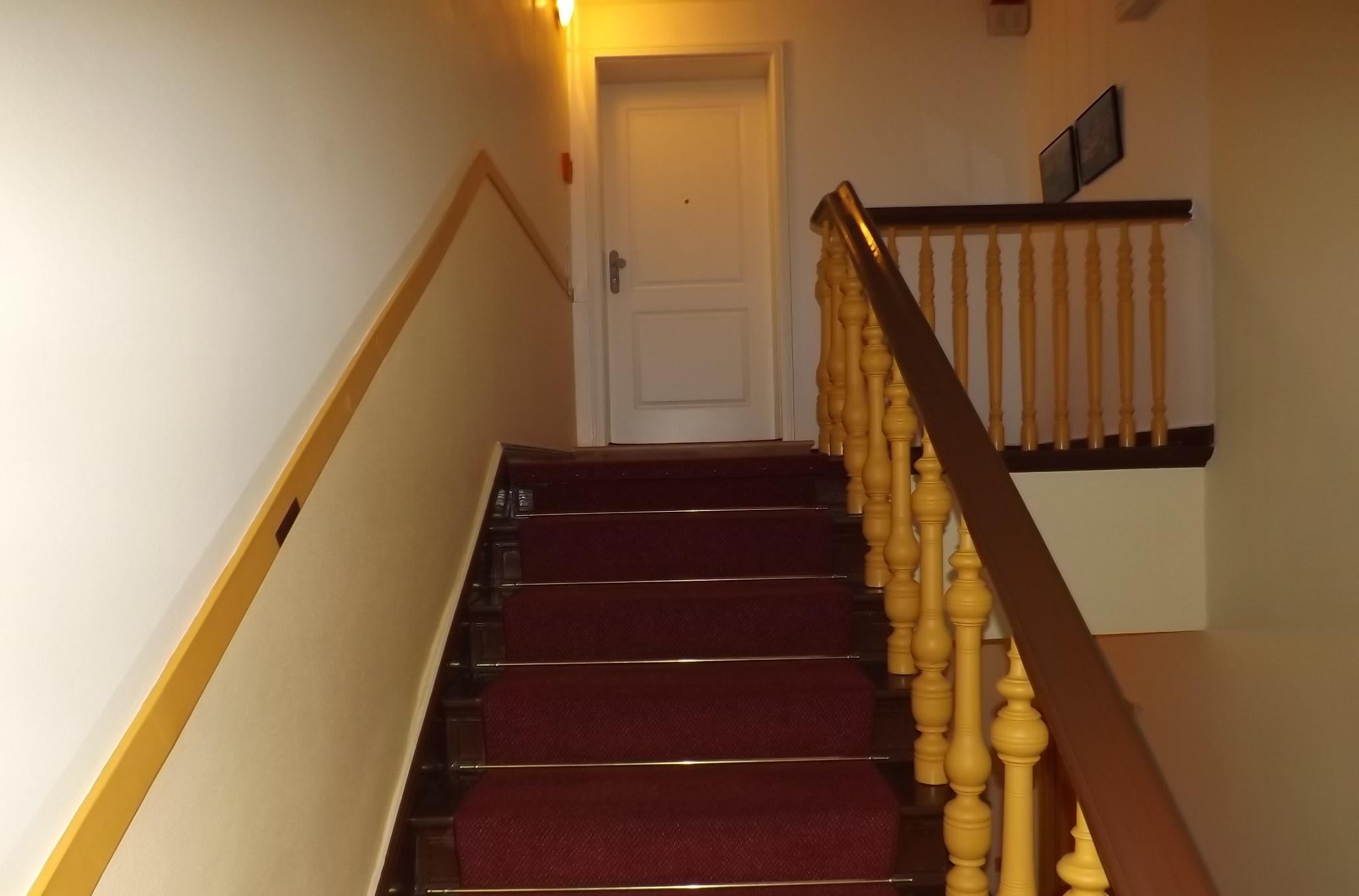 Aufgangsreinigung, Treppenreinigung in Berlin und Umgebung